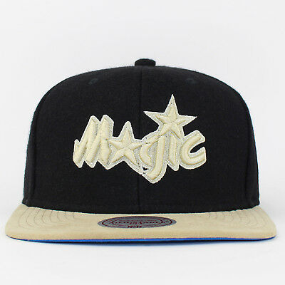 Mitchell & Ness Strapback Cap Orlando Magic Baseball Hat