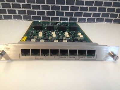 Siemens Unify Hipath OpenScape TLA4R TLA4 TLA 4R module. Good condition