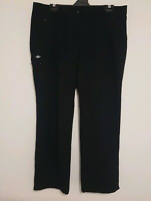 Women's Mountain Designs Neve Black Pants Size 16 Hiking