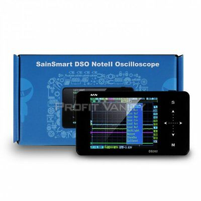 SainSmart DSO202 NOTE II DS202 Nano ARM Portable Mini Handheld Oscilloscope