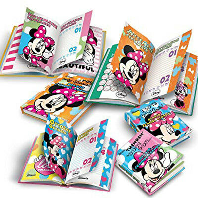Diario Disney Minnie School Agenda Pigna