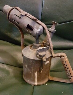 Vintage Blow Torch Champion Brand Made in Australia