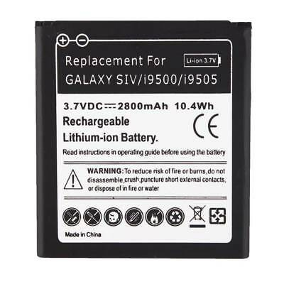 Generic 3.7v 2800mAh Rechargeable Li-ion Battery For Samsung Galaxy S4 I9500