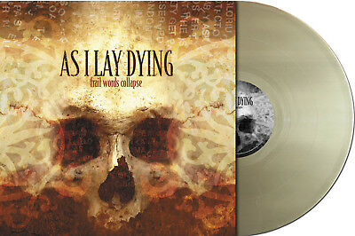 As I Lay Dying - Frail Words LP #115195