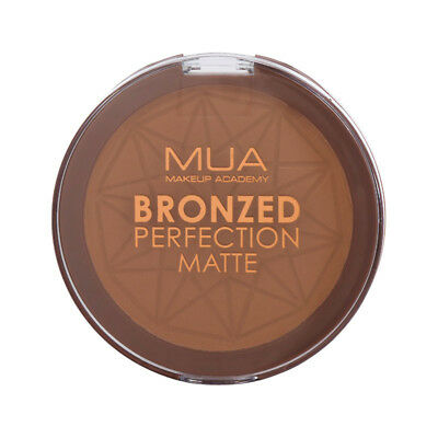 MUA Bronzed Perfection Matte - Sunset Tan 15g New Sealed Sunkissed Natural Glow