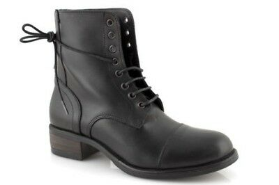 CHAUSSURES BOTTES FEMME Hiver Bottes Rangers Hauts Made IN