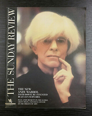 The Sunday Review: David Bowie, Gary Oldman, Dennis Hopper, 22nd October 1995
