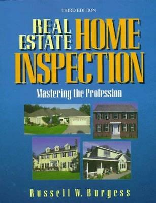 Real Estate Home Inspection by Russell Burgess