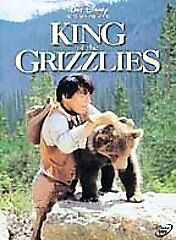 King of the Grizzlies DVD Region 1 BRAND NEW IN ORIGINAL SHRINK WRAP! AUTHENTIC