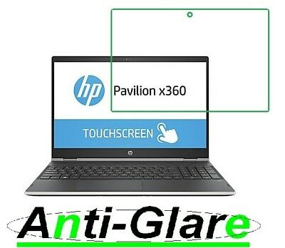 Anti-Glare Screen Protector 15.6 HP Pavilion x360 Convertible 2-in-1 Laptop 2018