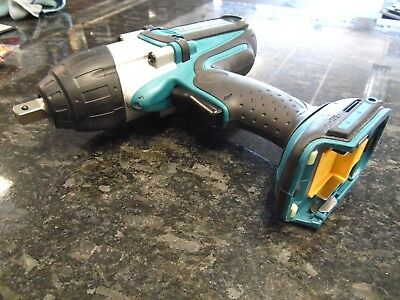 Makita XWT04 18V Cordless LXT Lithium-Ion 1/2 in. Impact Wrench (Tool Only)