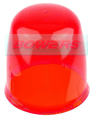 Britax 10438.12 Red Replacement Spare Lens For B90 390 391 392 394 395 Beacons