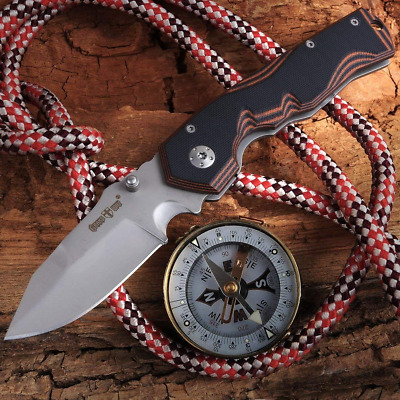 Tactical Folding Knife - Folding Knife -EDC and Outdoor Classic  Made in Europe/