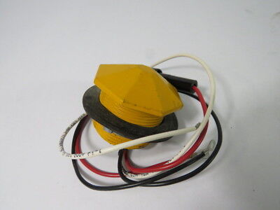 TSC CF2FYRTS Yellow Signal Cap Flasher 2 Circuit 3A 95-135VAC  USED