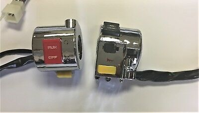 Left & Right Switch Control Retro 25Mm Chinese Scooter Gy6 4 Stroke 4167/4168