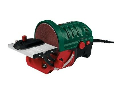 PARKSIDE Disc Sander for precise working of soft and hard woods - 3600 RPM