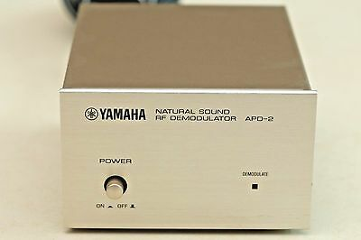 Yamaha APD-2 RF Demodulator LD AC3 to Dolby Digital