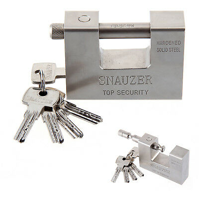 95mm Durable Nice Warehouse Heavy Duty Shipping Container Padlock Chain Lock