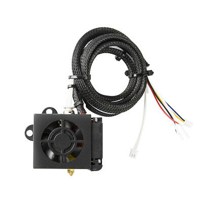 Original Creality Ender 3 Extruder Assembly Hot End Kit 0.4mm Nozzle Cooling Fan
