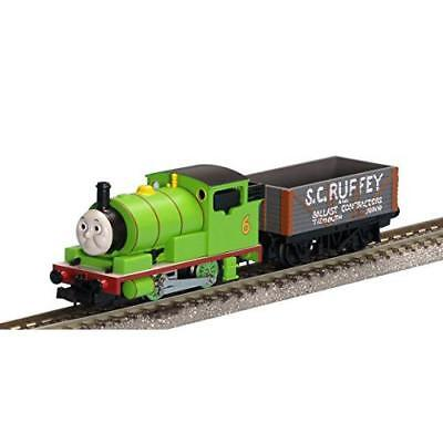 Tomix 93707 Thomas Tank Engine & Friends Percy Starter Set N Scale FedEx Ship