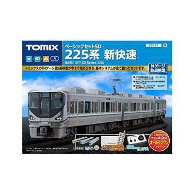 Tomix 90171 JR Series 225-0 Commter Train N Scale Starter Set N Scale