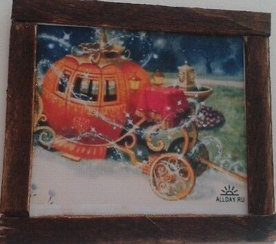Dolls House  Cinderella's Carriage  picture