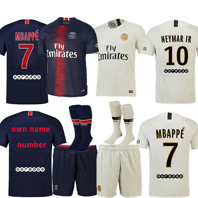 18/19 Football Kits Jersey Shirts Sportswear Soccer Suits For Adults Youth Kids