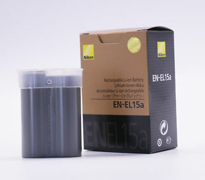 OEM EN-EL15A Battery for Nikon D850 D7500 D750 D810 D7200 D7000 D7100 camera