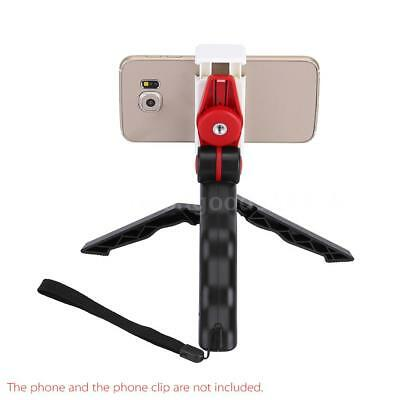 Andoer 2in1 Mini Portable Folding Table-top Tripod Stand + Handheld Grip Y7E7