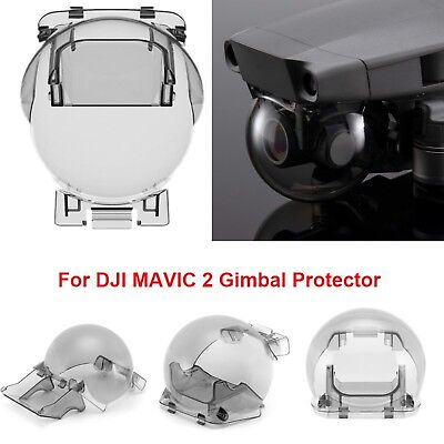 Gimbal Camera Protective Cover Lens Cap Hood Shield For DJI Mavic 2 Pro / Zoom