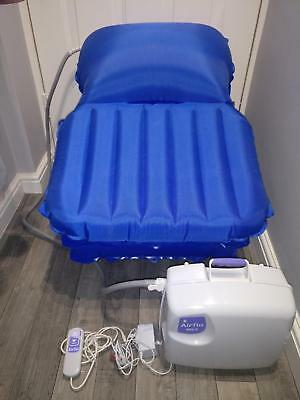 Mangar Airflo MK3 Bathing Cushion Bath Chair Lift - Bath Aid - 8 ref PR