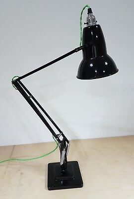 Vintage Herbert & Terry Sons Anglepoise, Antique Art Deco Table Lamp