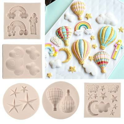DIY Cake Decorating Baking Mold Fondant Gumpaste Muffa vegetale succulenta