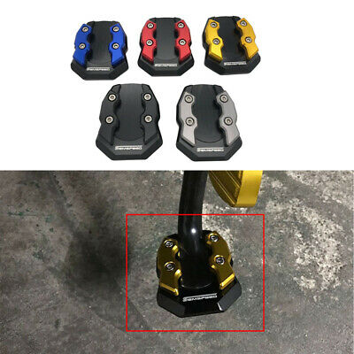 Foot Kickstand Side Stand Pads Extension Plate For Honda Forza300 250 125 2018