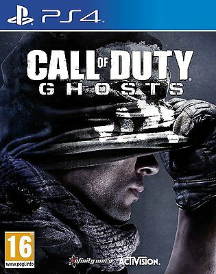 Call Of Duty Ghosts (PS4) Chute Libre Édition - Excel Condition