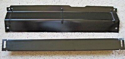 BLACK Dishwasher Bottom Kick Plate Access Panel 8543835 W10909064 FITS HUNDREDS!