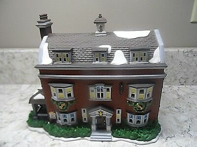 Dickens Village Heritage Village  Gad's Hill Place - Dept 56 6th ed. 1997 #57535