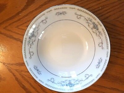 """Cereal Bowl  """"Diane"""" by FINE CHINA OF JAPAN"""