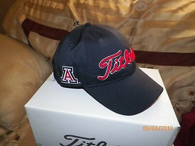 11a480c96a0 NEW TITLEIST GOLF Collegiate Tour Hat Adj. Penn State Nittany Lions ...