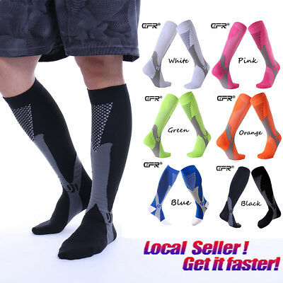 Plantar Fasciitis Compression Sock Foot Arch Pain Relief Support Football Sleeve