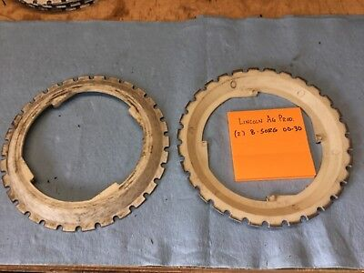 JOHN DEERE LINCOLN AG PRODUCTS B SORG 00 - 30 Sorghum PLANTER PLATES (2) 30 cell