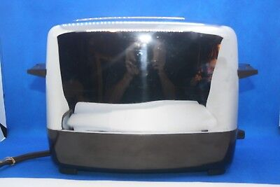 Rare Vintage Dominion Electric Toaster Model 1116-B  2 Slice Very Clean
