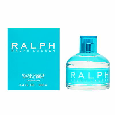 Ralph by Ralph Lauren for Women 3.4 oz Eau de Toilette Spray Brand New