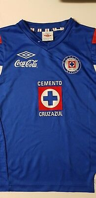 33385ae900b Young jersey Umbro Cemento Cruz Azul Tailored Soccer Jersey new with tags