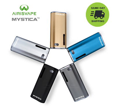 AIRISTECH MYSTICA 650MAH Vape Mod Kit Premium Battery - Cartridge