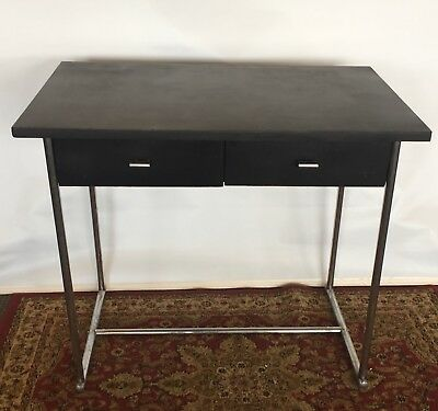 Rare Art Deco Desk by Gilbert Rohde for Sunshade  Furniture Troy, Ohio