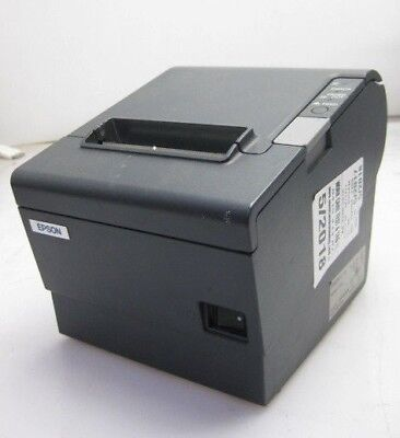 Epson TM-T88IV M129H Thermal Point of Sale (POS) Receipt Printer + Power Adapter