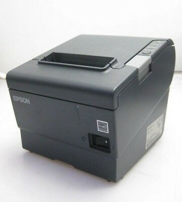Epson TM-T88V M244A Point of Sale (POS) Thermal Receipt Printer + Power Adapter