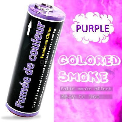 Colorful Smoke Effect Show Smoke Photography Prop Pull Ring Type Color U1I5