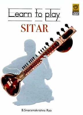 Comprehensive Indian Sitar Trainng 2 Dvd Set Learn To Play Sitar Intro + Advance